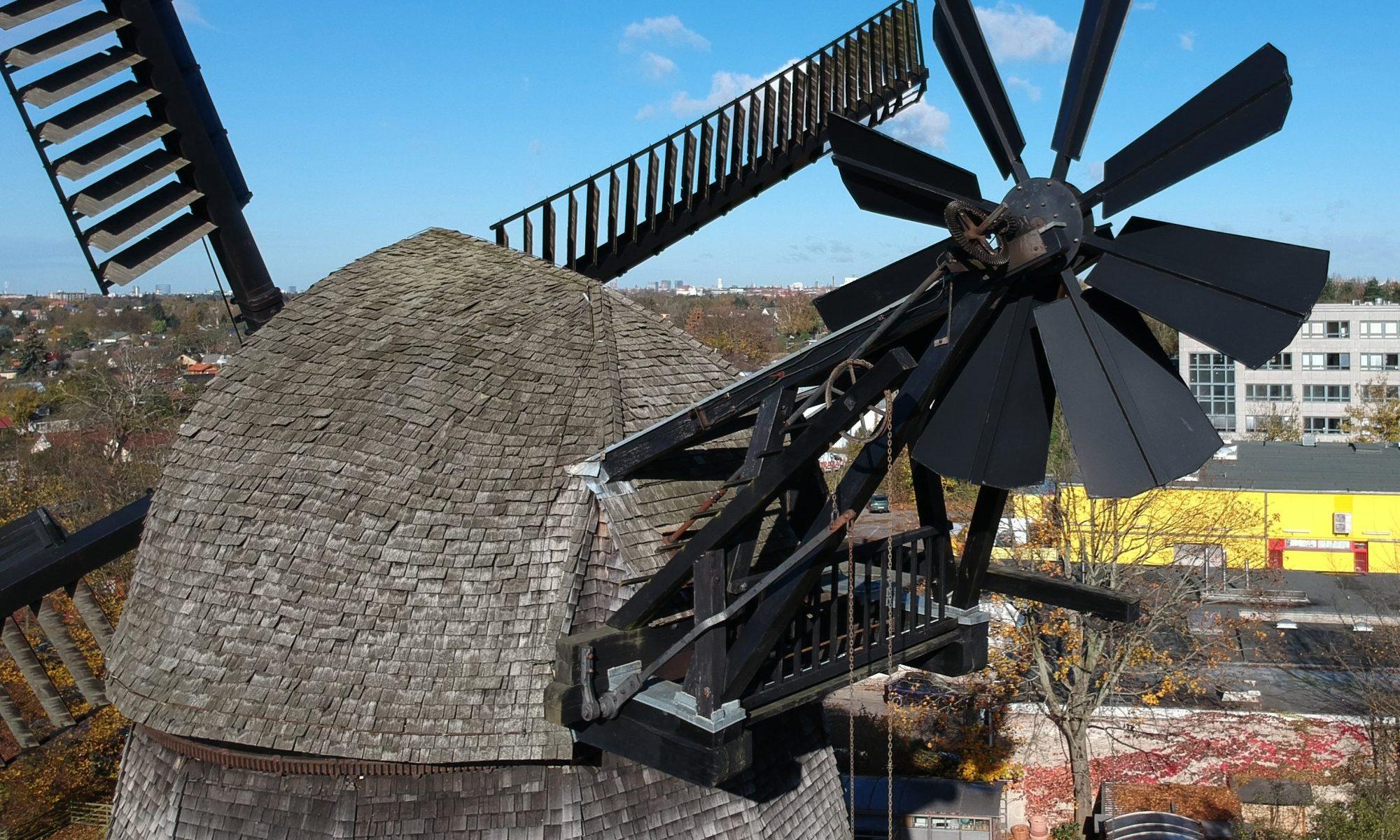 unsere Britzer Mühle