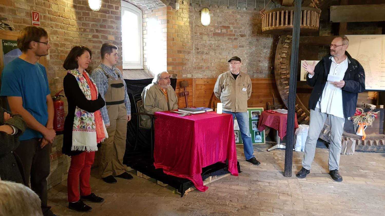 Freisprechung an der Britzer Mühle
