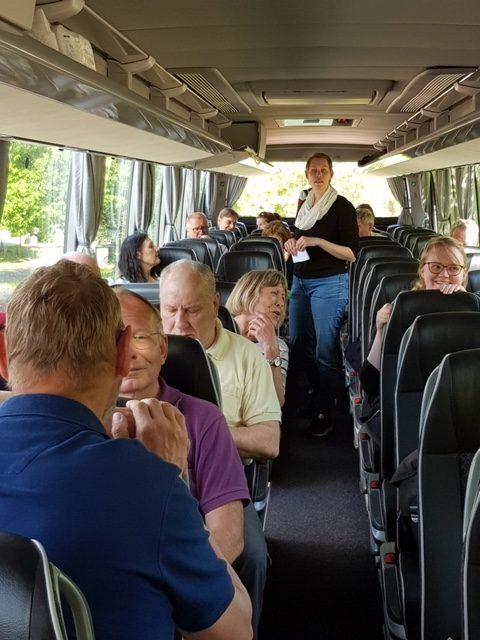 Busfahrt zum Mühlenmuseum Gifhorn