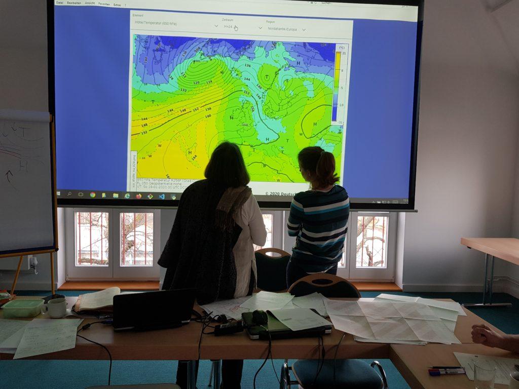 Wetterkundekurs