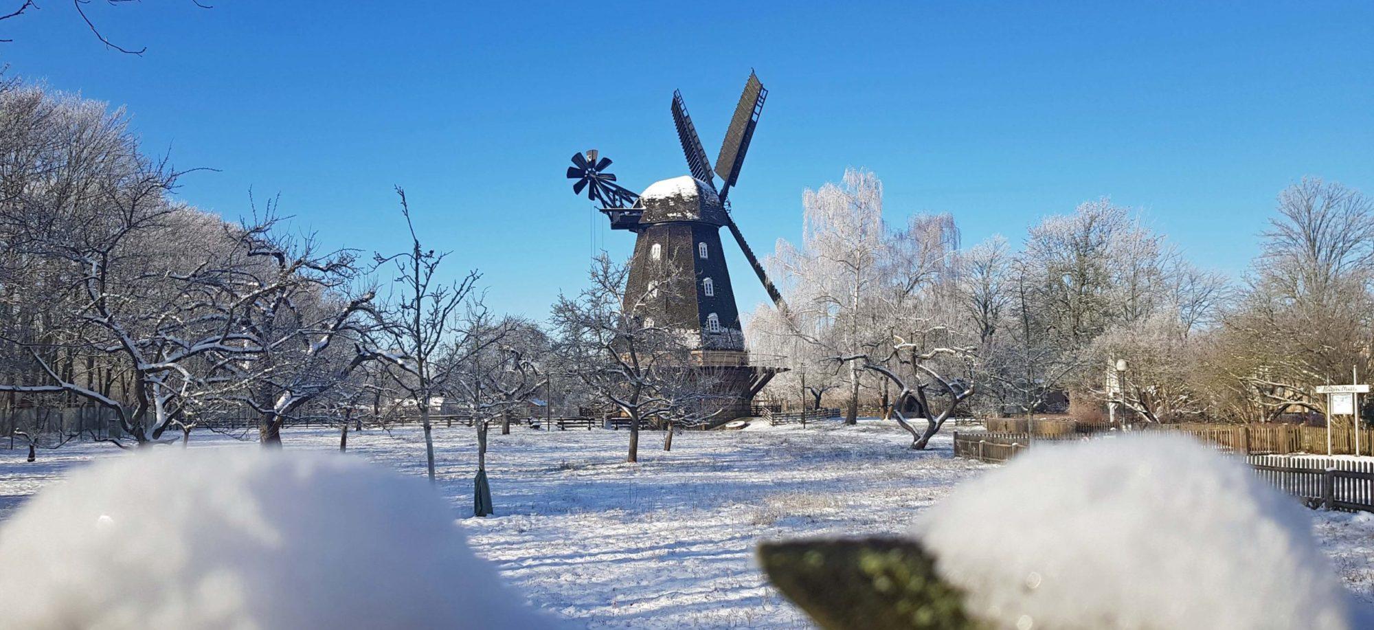 Britzer Mühle